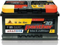 Panther-Batterien Black Edition 85Ah 800A