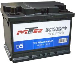 ROMBAT MTR Dynamic 62Ah 510A