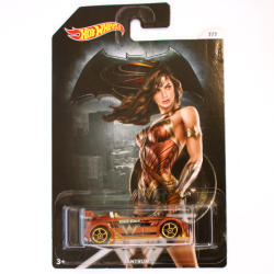 Mattel Hot Wheels - Batman vs Superman - Tantrum
