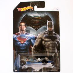 Mattel Hot Wheels - Batman vs Superman - Twin Mill