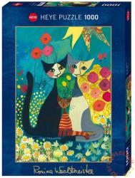 Heye Wachtmeister: Flowerbed 1000 db-os (29616)