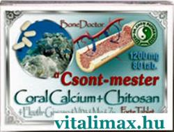 Dr. Chen Coral Calcium+Chitosan (80db)