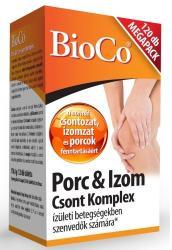 BioCo Porc Izom Csont Komplex (120db)