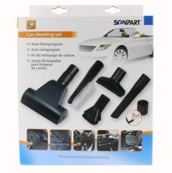 Univerzális porszívófej autó takarító szett 32 -35 mm-es adapterrel