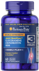Puritans Pride Glucosamine Chondroitin Msm Joint Soother (60db)