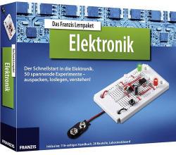Franzis Verlag Elektronika kísérletező készlet, 14 éves kortól (65272)