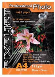 PIXELJET Professional Photo A4 fényes 195g 20db (589213)