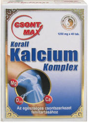 Dr. Chen Csont-Max Kalcium Tabletta (40db)