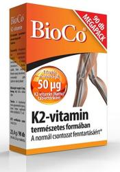 BioCo K2-Vitamin 50mg (90db)