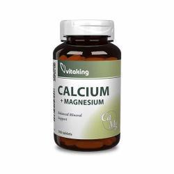 Vitaking Kalcium Magnézium Cink (100db)