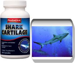 PHARMEKAL Shark Cartilage (200db)