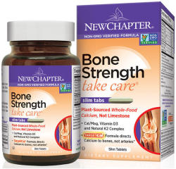New Chapter Bone Strength Take Care (120db)