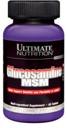 Ultimate Nutrition Glucosamine MSM (60db)
