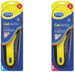 Scholl GelActiv Work talpbetét