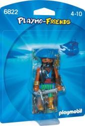 Playmobil Ka-Ribériusz, a tengerek ördöge (6822)