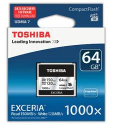 Toshiba Exceria CF 64GB CF-064GTGI(8)