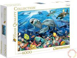 Clementoni Howard Robinson: Víz alatt 6000 db-os (36521)