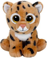 TY Inc Beanie Babies - Freckles, a leopárd 15cm (TY42120)