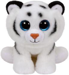 TY Inc Beanie Babies - Tundra, a fehér tigris 33cm (TY90219)