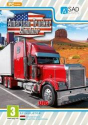 UIG Entertainment American Trucker Simulator (PC)