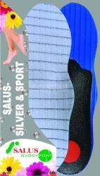 Silver és sport ezüstszálas antibakteriális talpbetét