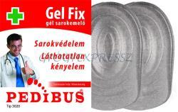 PEDIBUS Gel Fix Sarokemelő (3020)