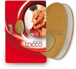 Tacco Footcare Golf - Féltalpbetét harántemelővel (627)
