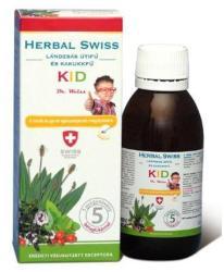 Herbal Swiss Kid köhögés elleni szirup 150ml