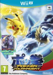 Nintendo Pokkén Tournament (Wii U)