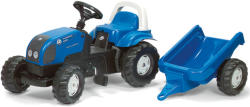 Rolly Toys Tractor Cu Pedale Si Remorca 011841