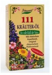 Primavera 111 gyógynövényolaj 100ml