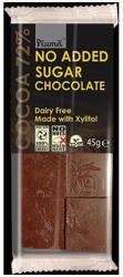Plamil Cukormentes Csokoládé Xylittel (45g)