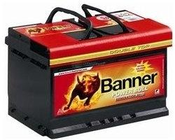 Banner 95Ah 760A Power Bull P9533 R
