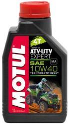 Motul 4T ATV-UTV Expert 10W40 (1L)