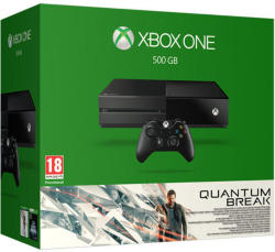 Microsoft Xbox One 500GB + Quantum Break + Alan Wake + Alan Wake's American Nightmare