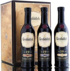 Glenfiddich 19 Years Age of Discovery Mini Whiskey Collection 3x0,2L 40%