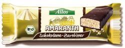 Allos Amarant Szelet Étcsokoládéval (25g)