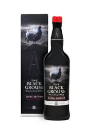 THE FAMOUS GROUSE The Black Grouse Alpha Edition Whiskey 0,7L 40%