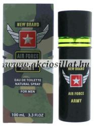 New Brand Air Force Army EDT 100ml