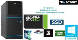 PC FACTORY Gamer 15