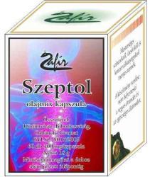 Zafír Szeptol olajmix kapszula - 60 db