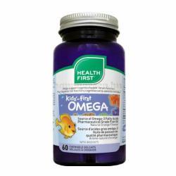 Health First Kids First Omega 3 kapszula gyerekeknek - 60 db