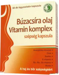 Dr. Chen Búzacsíra olaj Vitamin komplex - 60 db