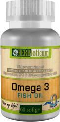 HERBioticum Omega-3 halolaj kapszula - 60 db