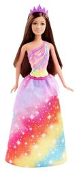 Mattel Barbie - Tündérmese - Szivárvány hercegnő