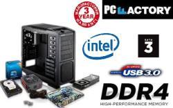 PC FACTORY 2011 Intel Builder