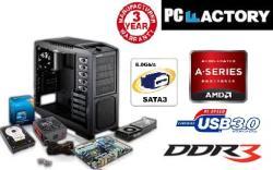 PC FACTORY Fm2+ Amd Builder