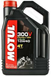 Motul 300V Factory Line 10W40 4T (4L)