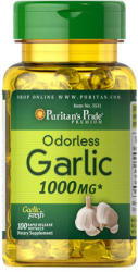 Puritan's Pride Odorless Garlic 1000mg - Fokhagyma kapszula - 100 db