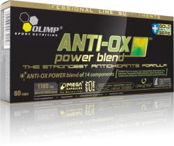 Olimp Sport Nutrition Anti-OX Power Blend Mega Caps kapszula - 60 db